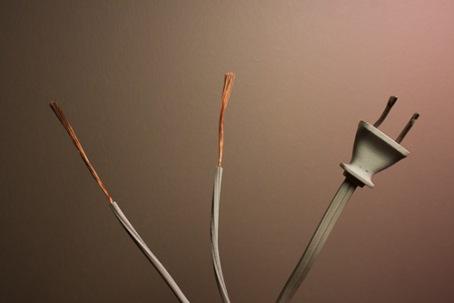 Sparking wire